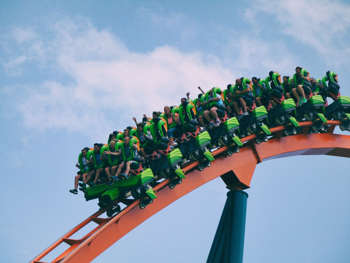 Yes, It Took Me 21 Years To Get Over My Fear Of Rollercoasters