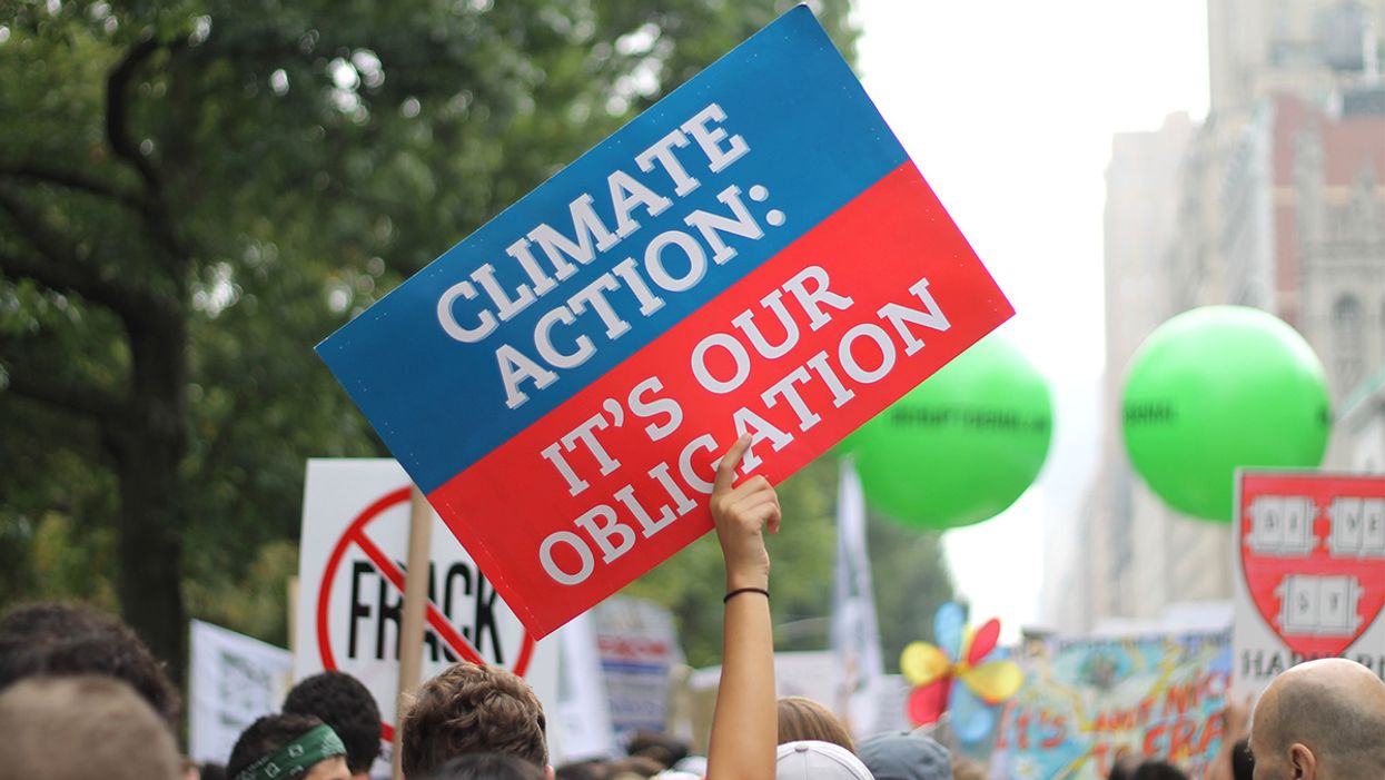 Majority of Americans Wants Climate Action, Survey Finds