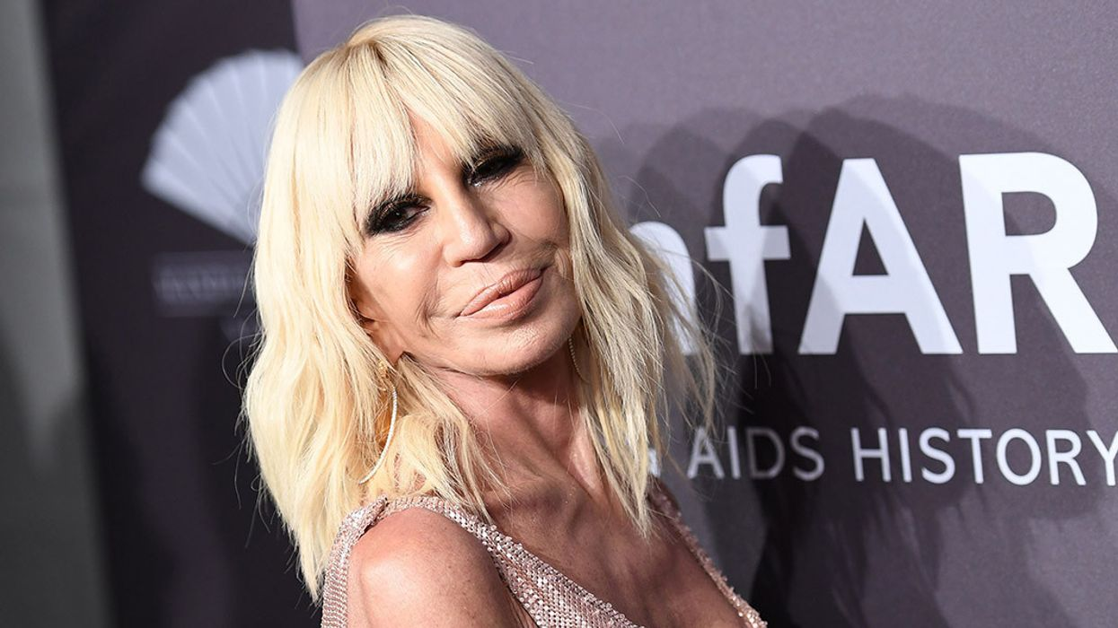 Donatella Versace Says Fur Is Over: 'It Doesn't Feel Right'