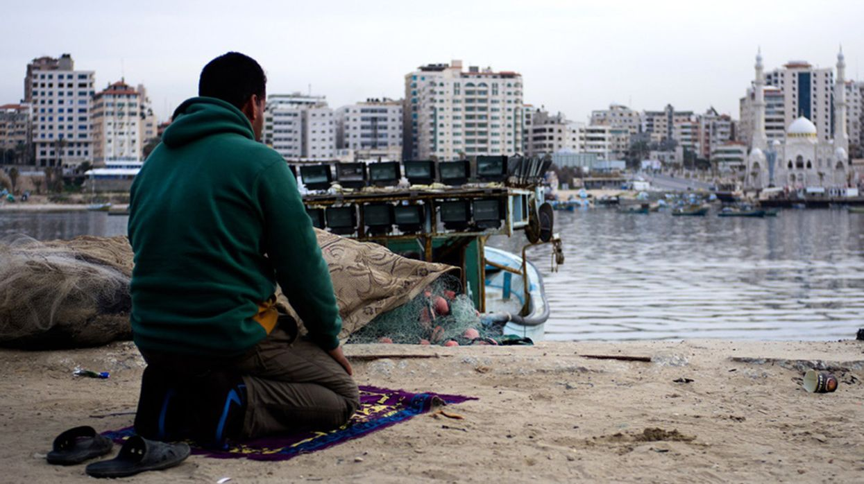 Gaza City Residents' Water Problems Worsen