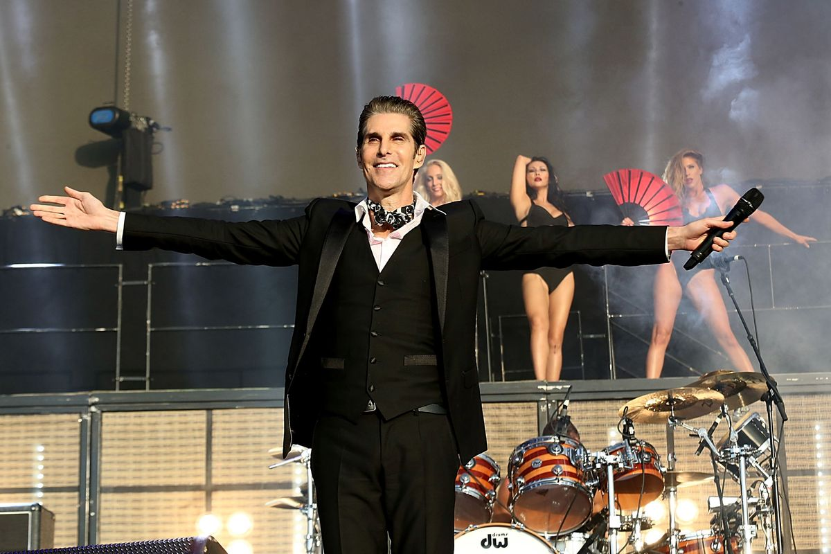 Are You Ready For Perry Farrell's Holographic Porn?