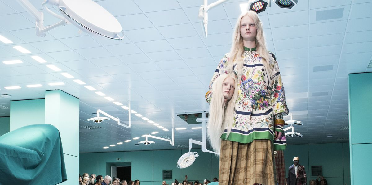 Here's What Fashion Shows You Cared About Most
