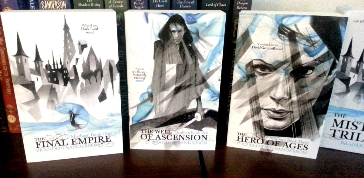 Five Reasons Why You May Want to Read the Mistborn Trilogy