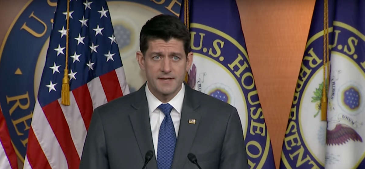 Paul Ryan Stepping Down Shows How Caught Up In Politics We Can Get