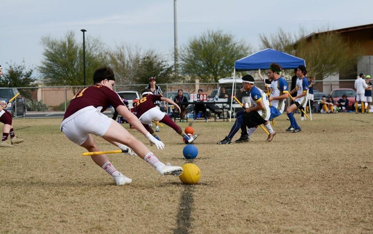 You May Not Have Received Your Hogwarts Letter, But You Can Still Play Quidditch