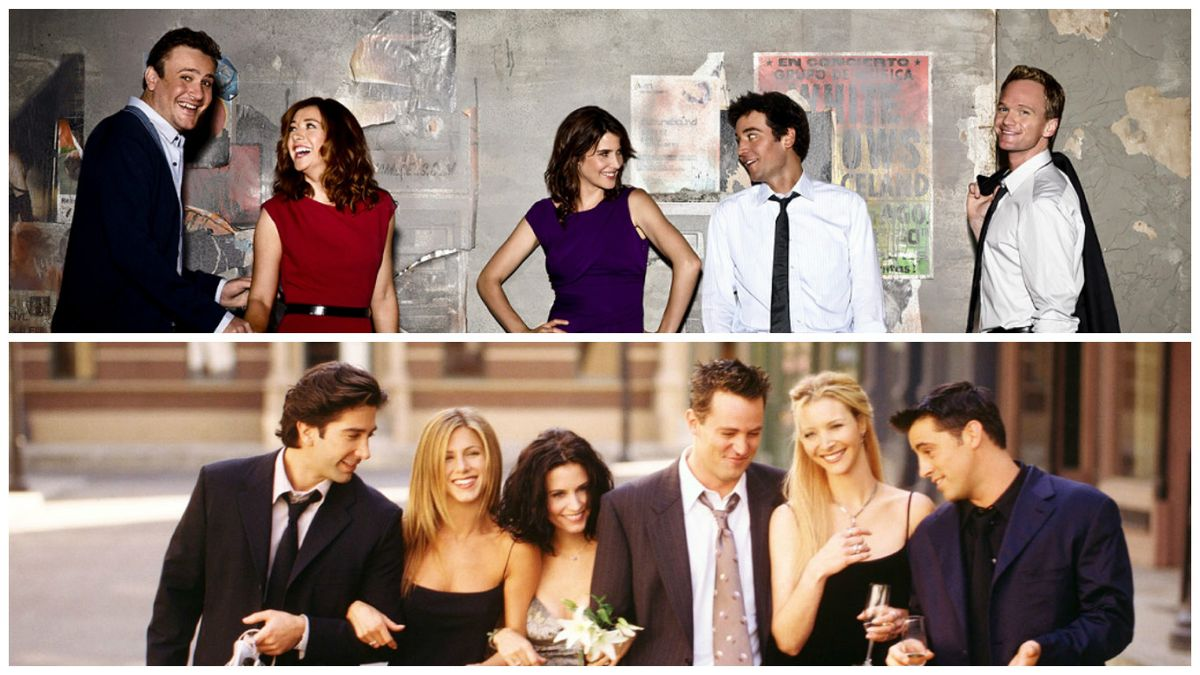 'Friends' And 'How I Met Your Mother' Are Basically The Same Show