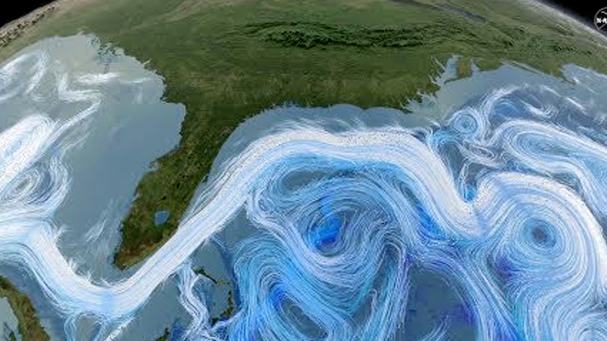 Slow Motion Ocean: Why Are North Atlantic Currents Weakening?