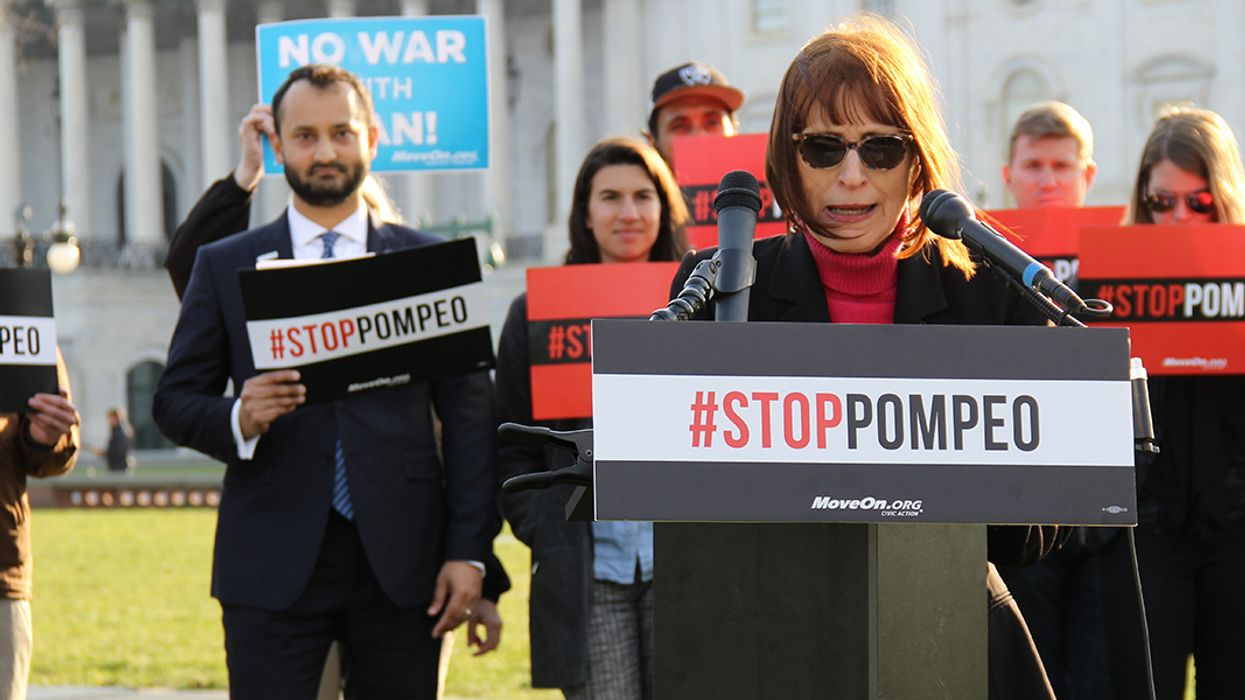 Earth to Senate: Hell No, Pompeo!