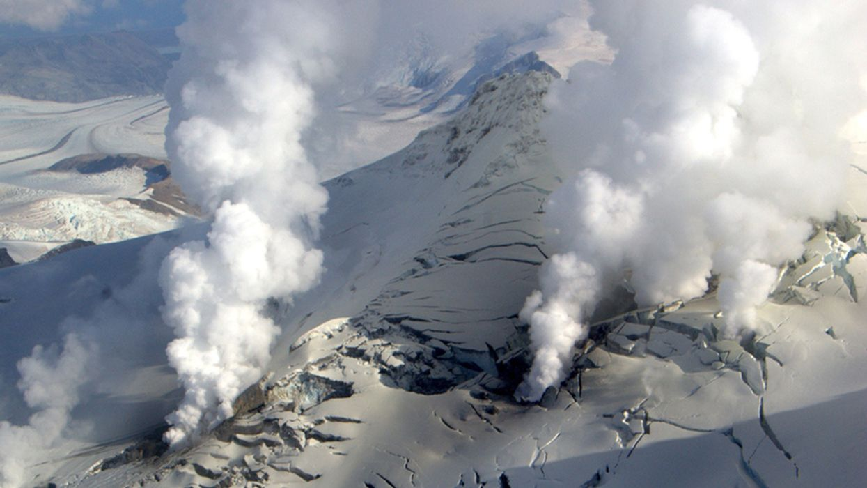 Climate Change Could Set Off Volcanoes