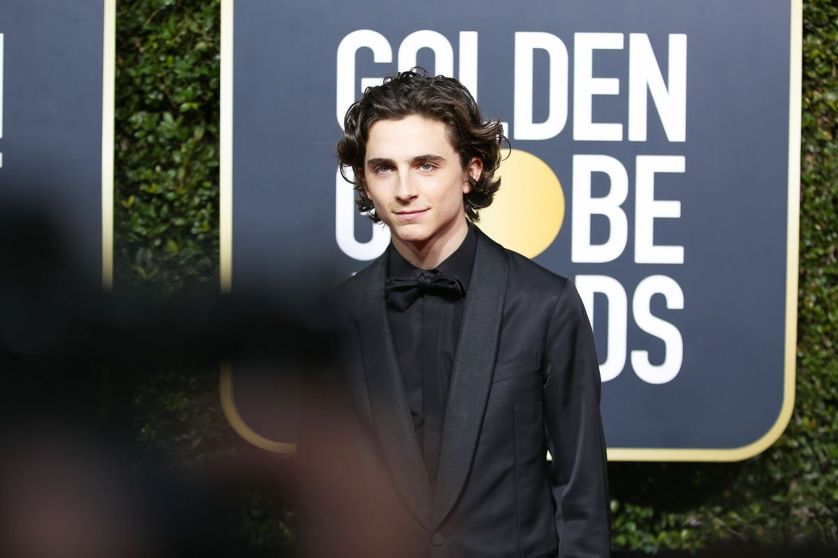 Timothée Chalamet Plays a Drug Lord in 'Hot Summer Nights'