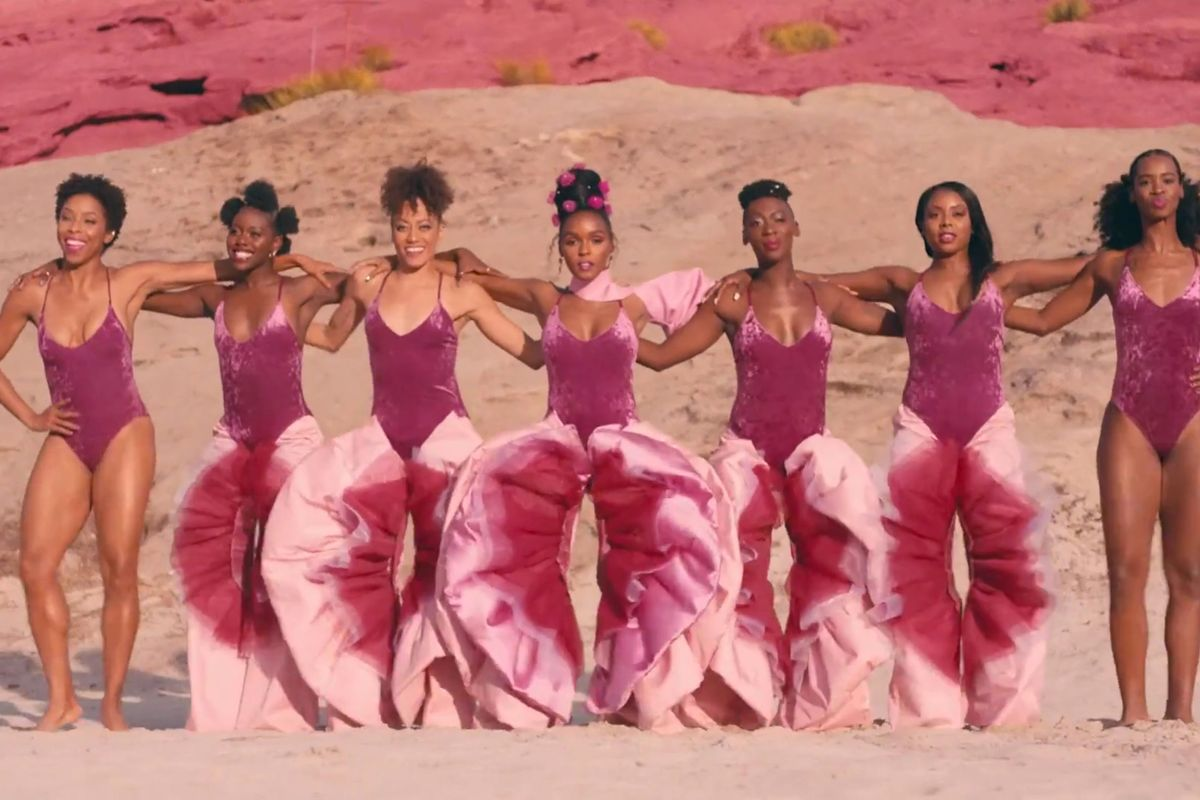 Meet the Designer Behind Janelle Monae's 'Pynk' Pussy Pants