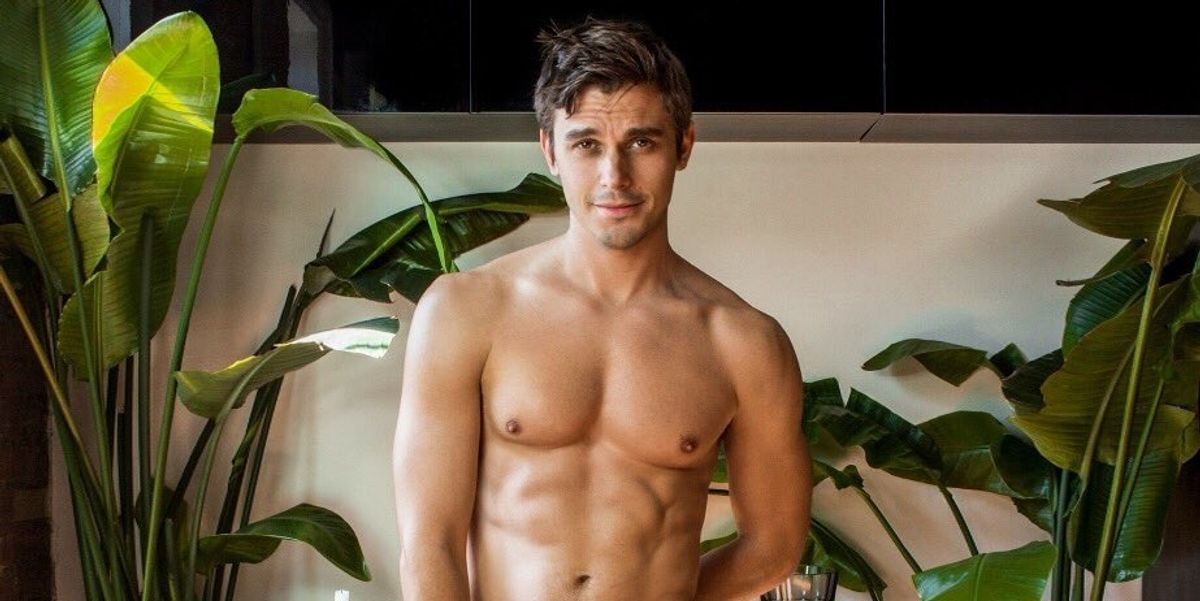 Queer Eye's Antoni Strips Down to His Hanes Briefs