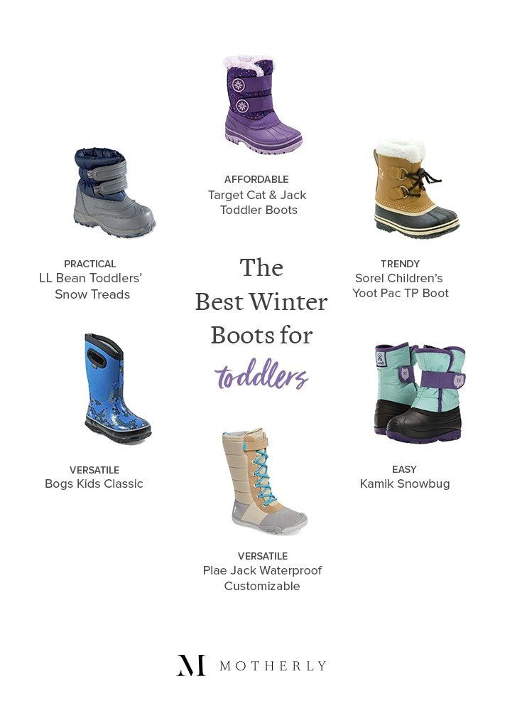 75f9054b635 The best winter boots for toddlers ❄ - Motherly