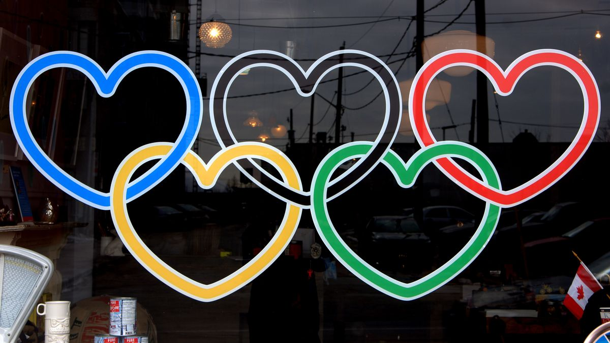 If Relationships Were An Olympic Sport