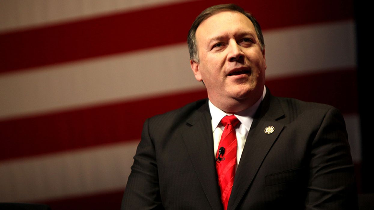 Pompeo Changes Tune on Climate After Green Groups Oppose Top Diplomat Nomination