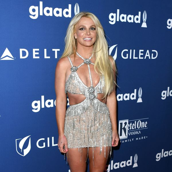 Britney Spears Receives the GLAAD Vanguard Award