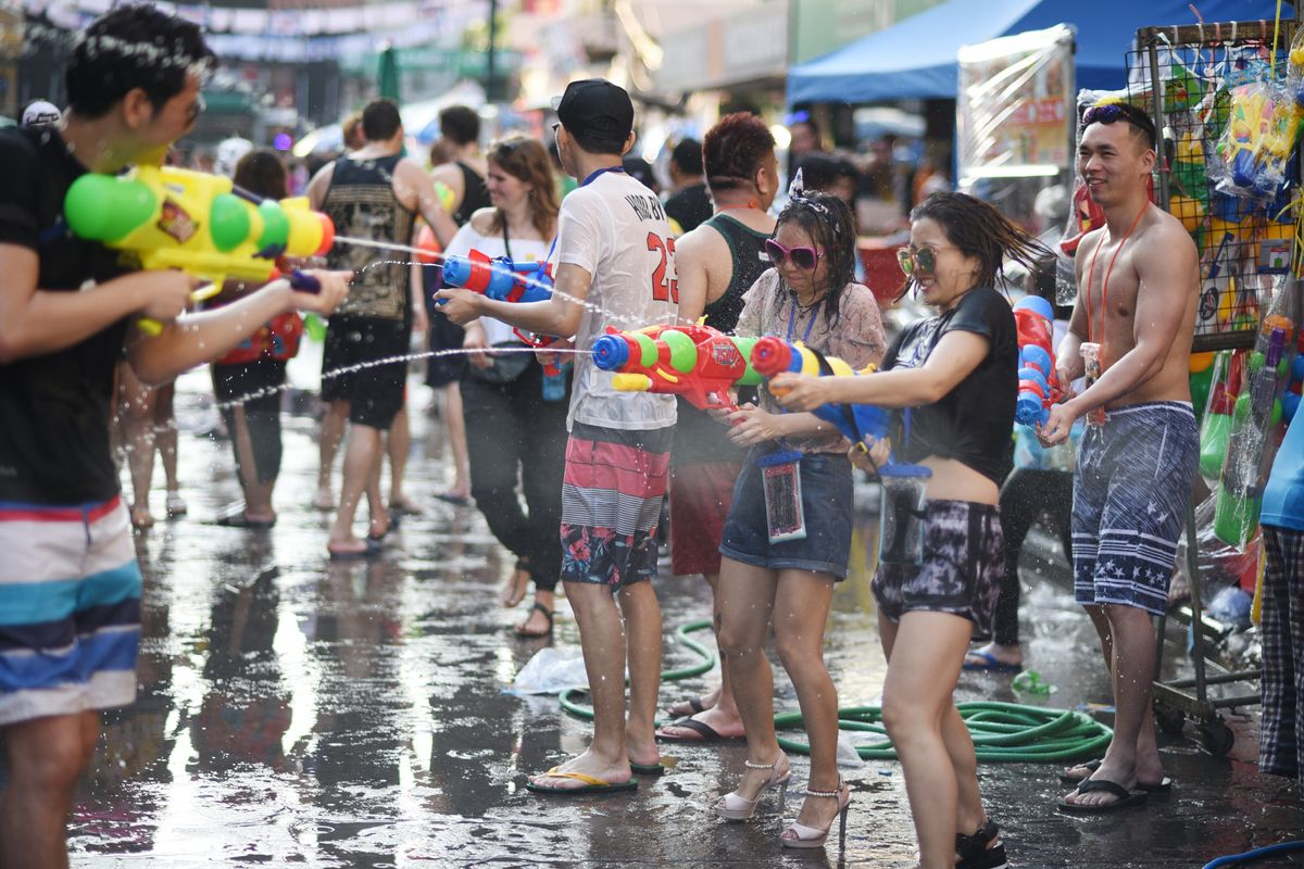 Thai Women Reject Government's Advice to Dress Less 'Sexy'