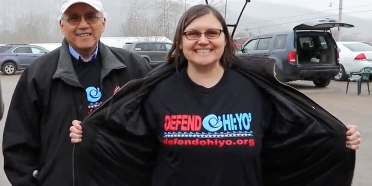 Watch: Seneca Nation celebrates after fracking water treatment permits are revoked