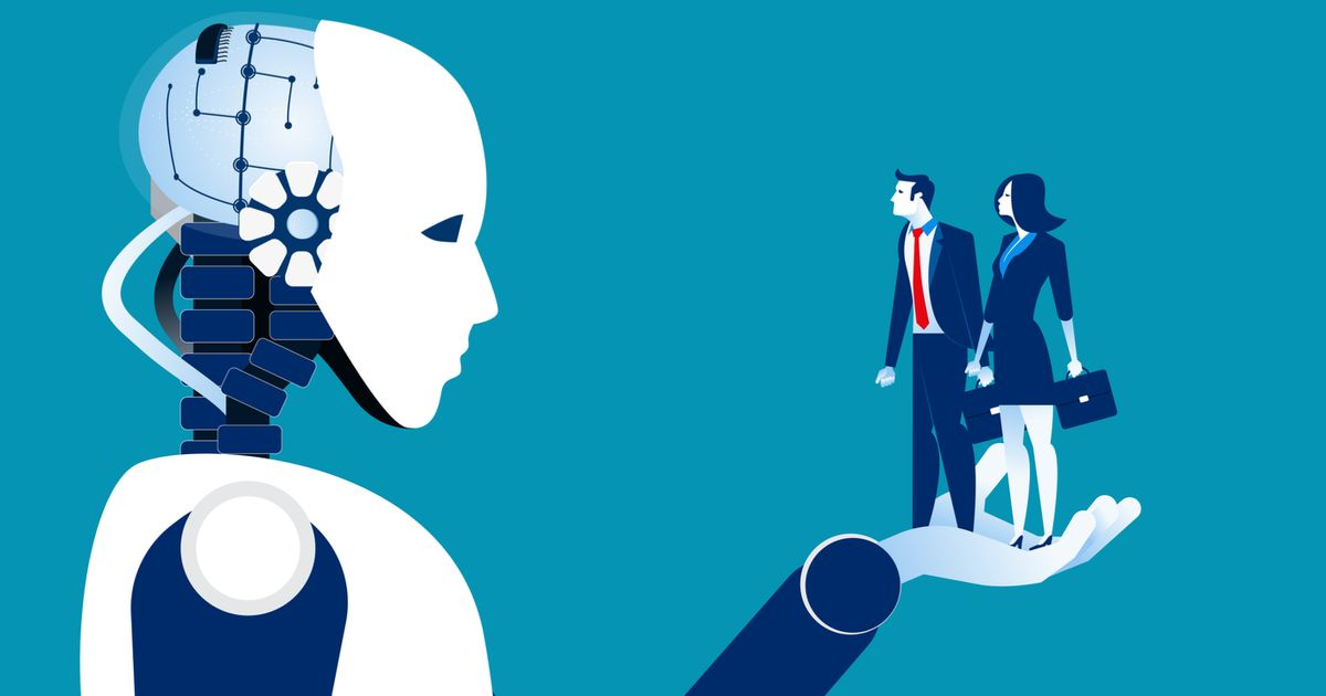 Defining Artificial Intelligence Means Redefining Humanity