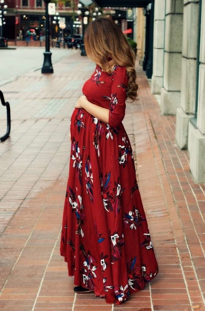 0ef6ee1bfce What to wear to a baby shower—whether you re a guest or the mama-to ...