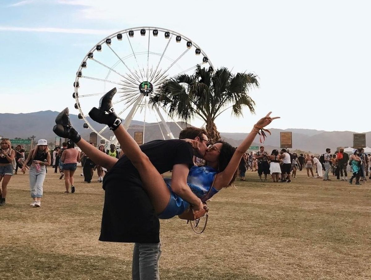 18 Celebrity Couples That Will Make You Wish Your Boyfriend Took You To Coachella