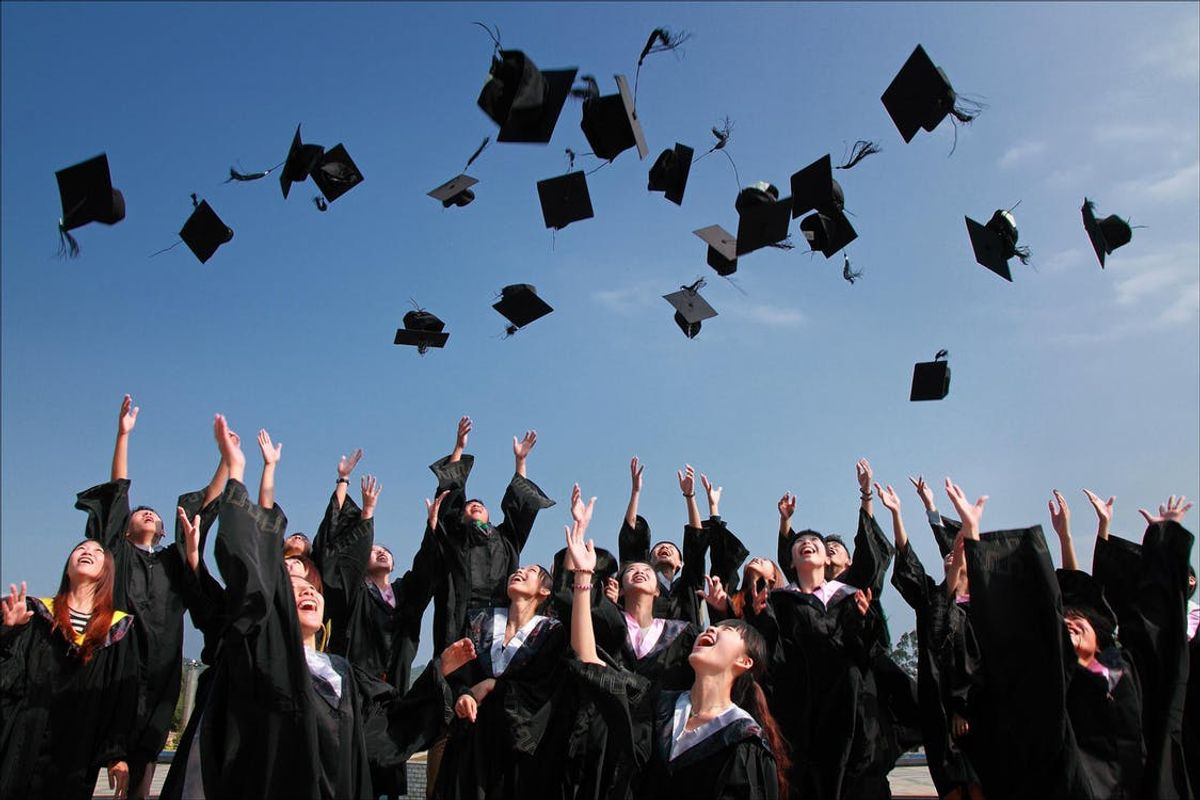 A Letter To A Graduating High School Senior