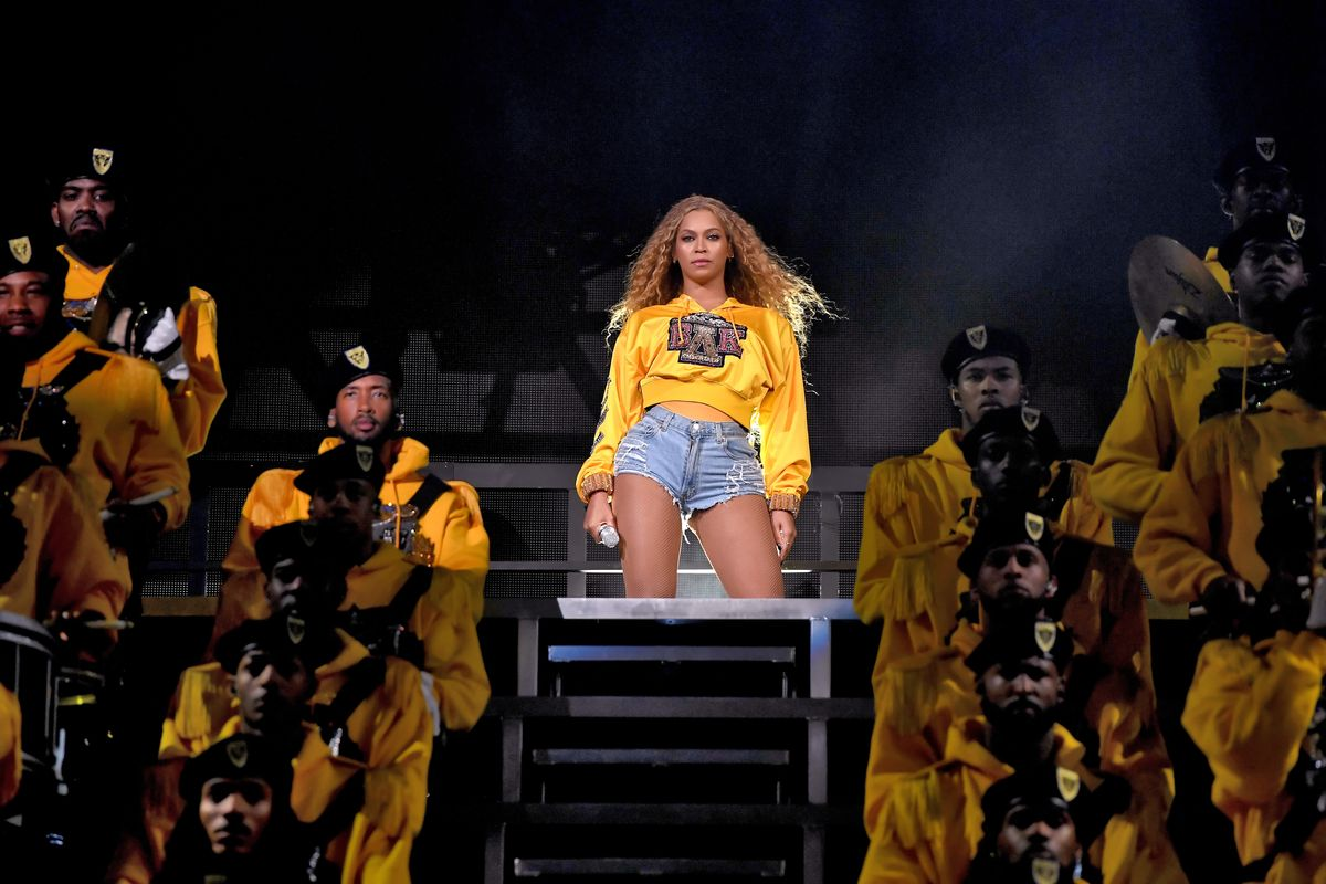 Beyoncé Pulled Out All the Stops for Coachella