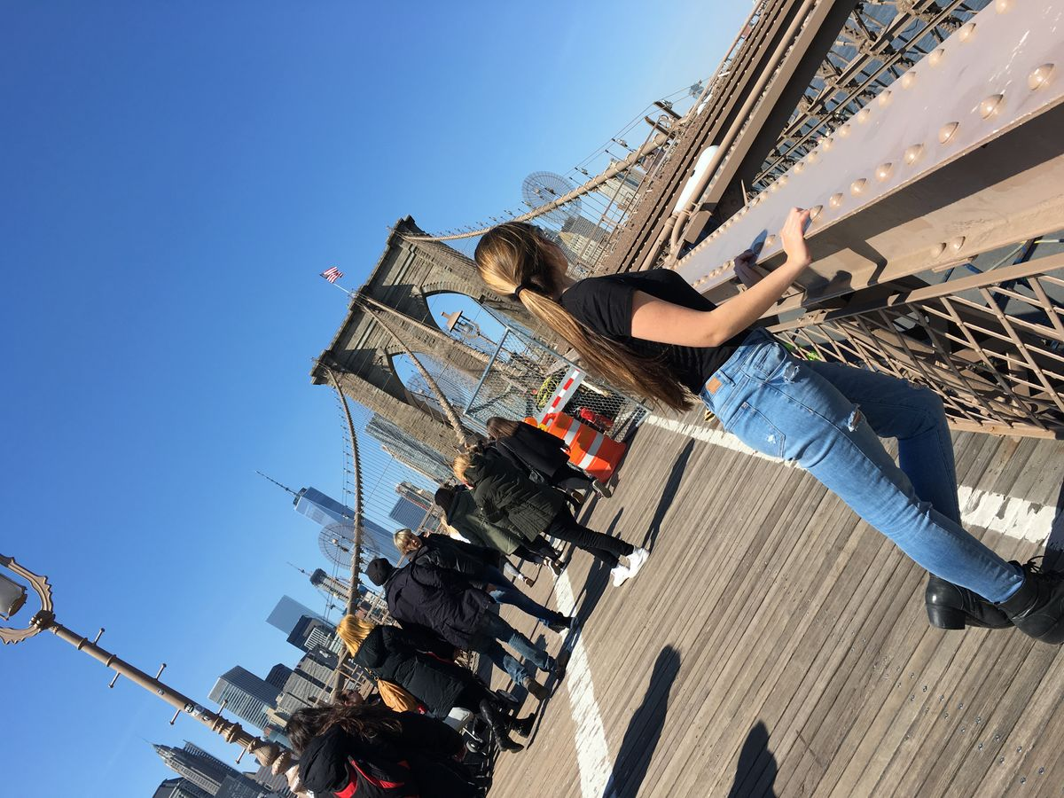 The Brooklyn Bridge Is A Must-See For Every New Yorker & NYC Tourist