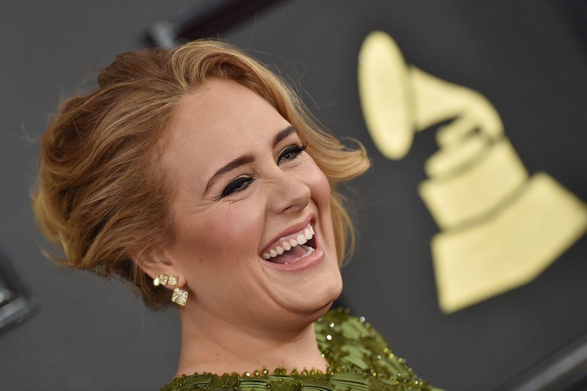 Adele Danced to Beyoncé in her Sweatpants