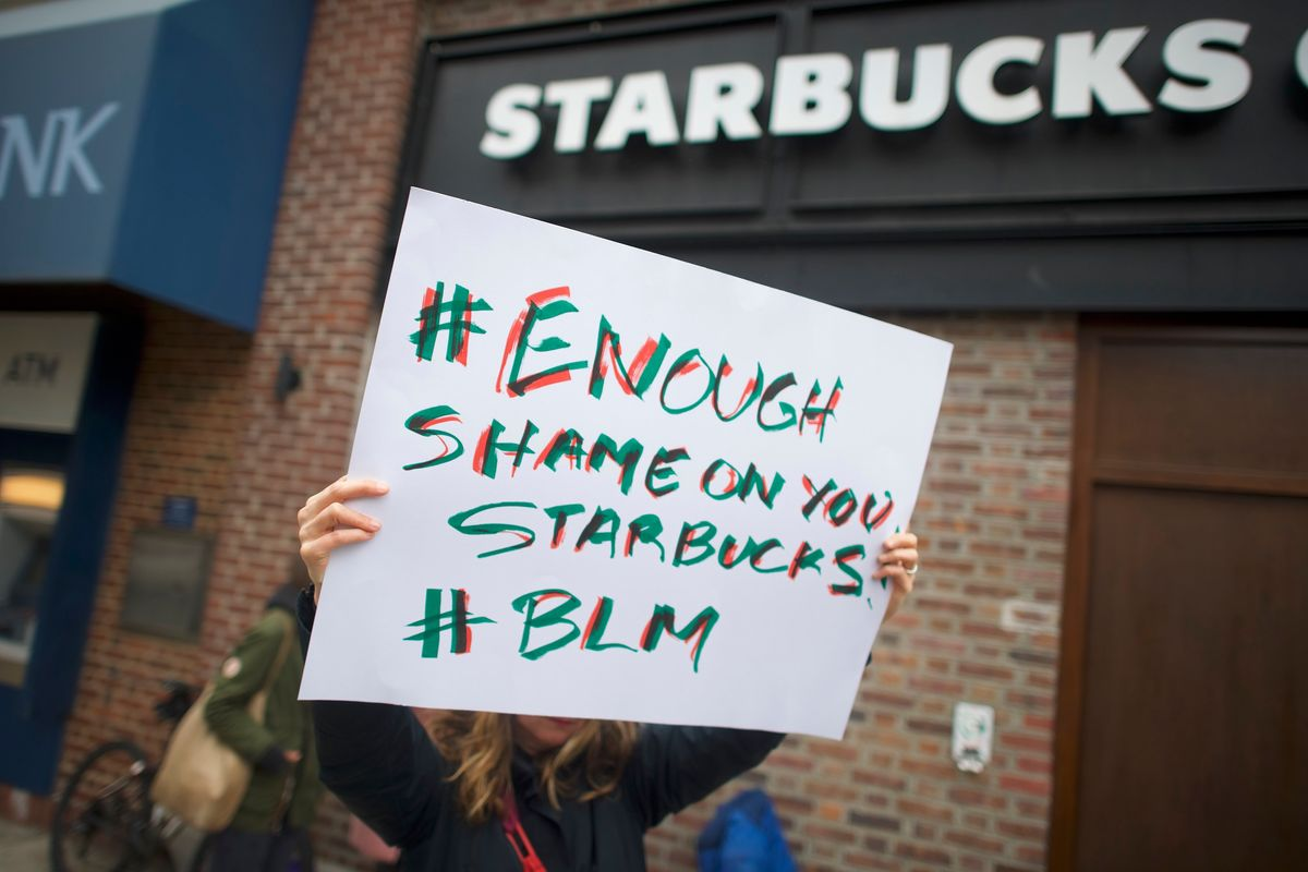 People are Calling for a Starbucks Boycott