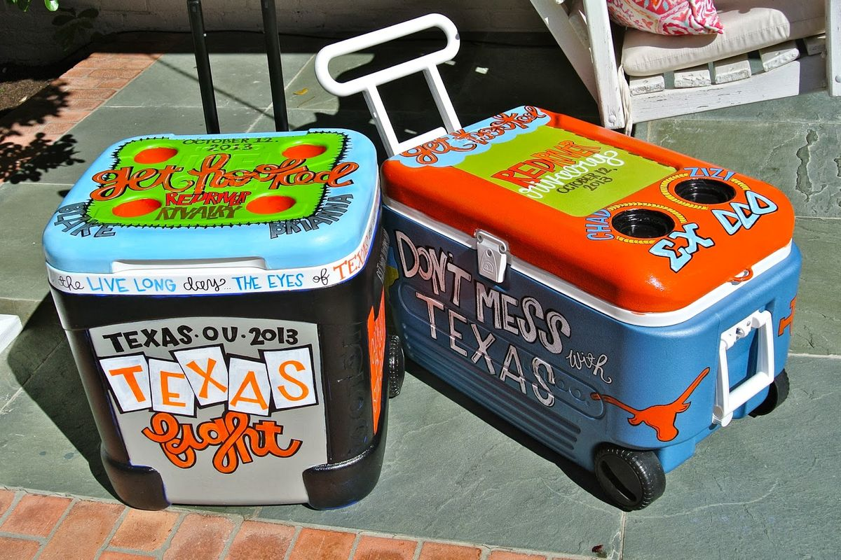 What I Learned From Painting A Fraternity Cooler