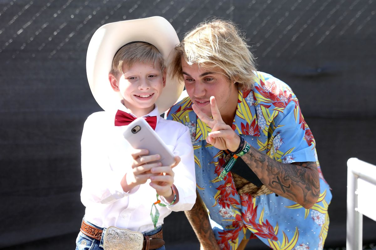 Justin Bieber Allegedly Punched Man Attacking Woman