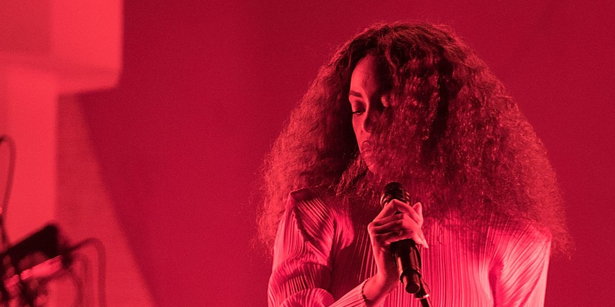 Solange Continues to Revolutionize Avant Garde Art With Her New Dance Installation