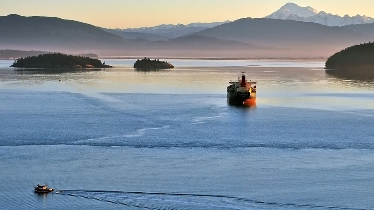 Landmark Agreement: Shipping Industry to Cut Emissions