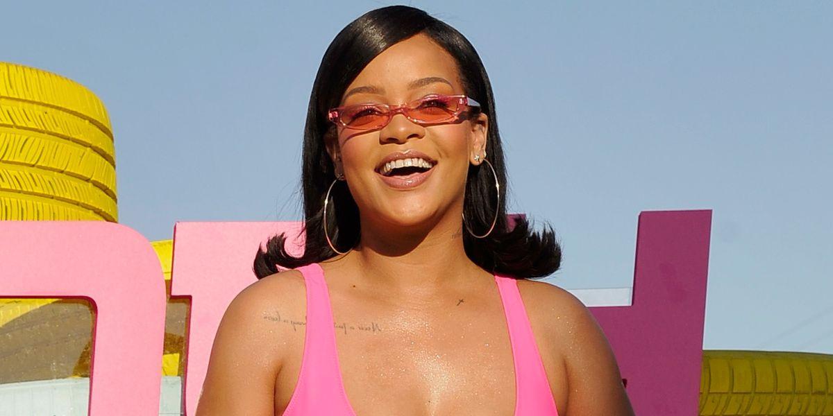 Rihanna Had the Only Accessory Worth Having at Coachella