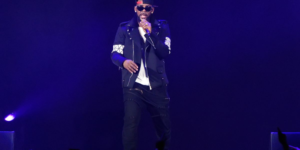 R. Kelly Accused of Assault By Another Woman