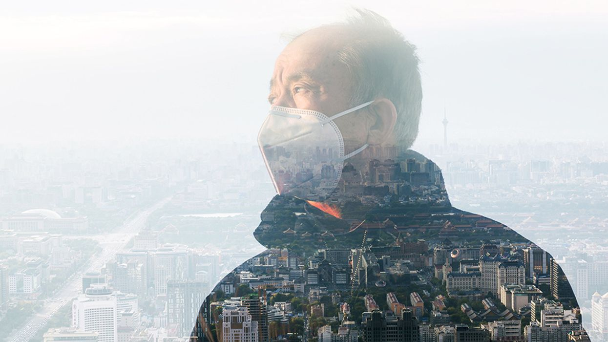 95% of World's Population Breathes Unsafe Air