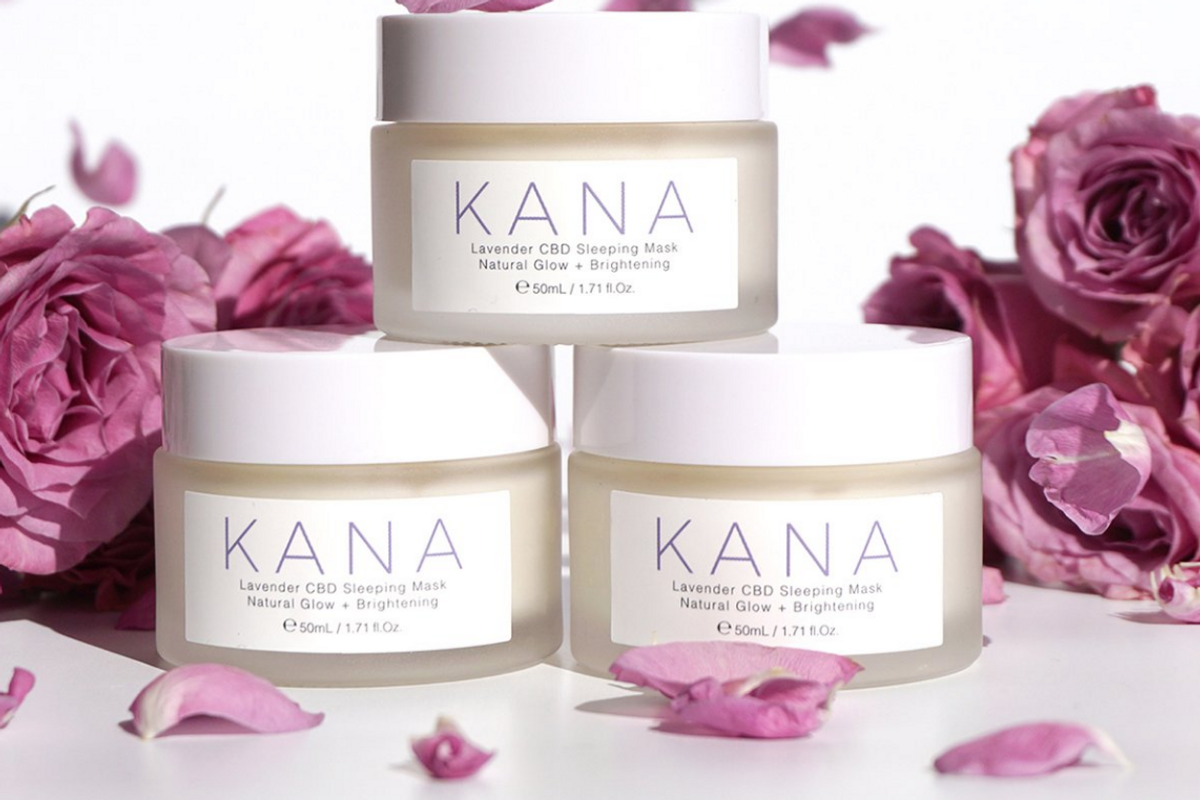 The Weed-Infused Face Mask That Works