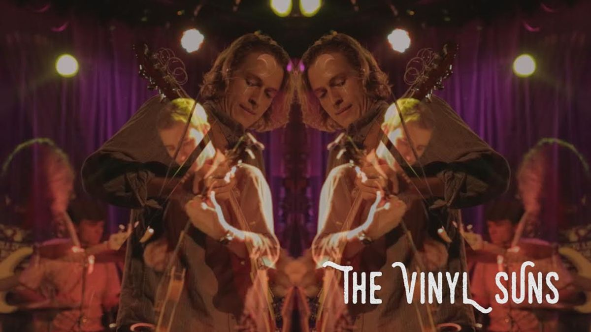 Athens-based Band, The Vinyl Suns, Takes On The Georgia Theater