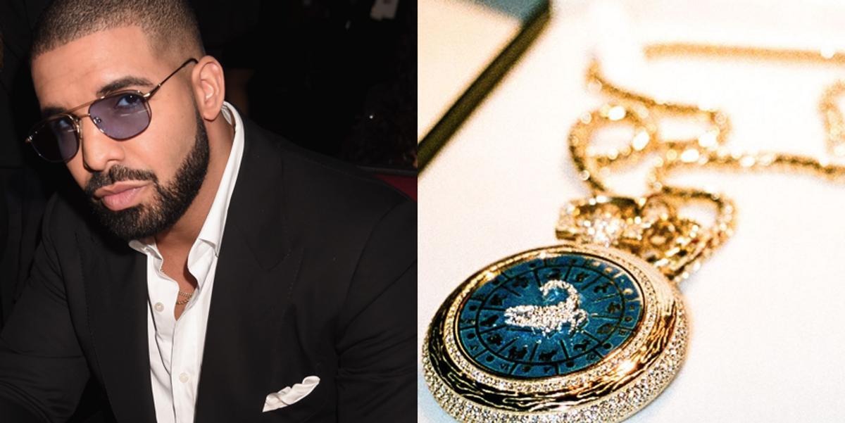 Meet the Jewelry Genius Behind Drake's Insane Scorpio Pendant