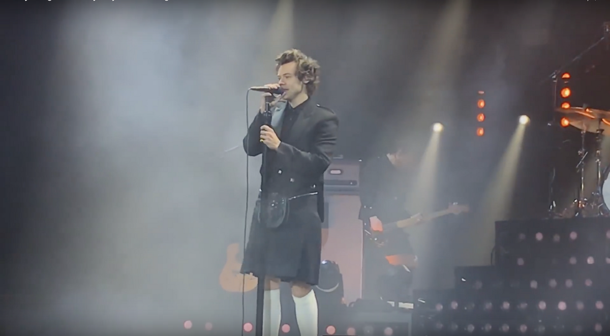 Every Harry Styles Suit From His European World Tour