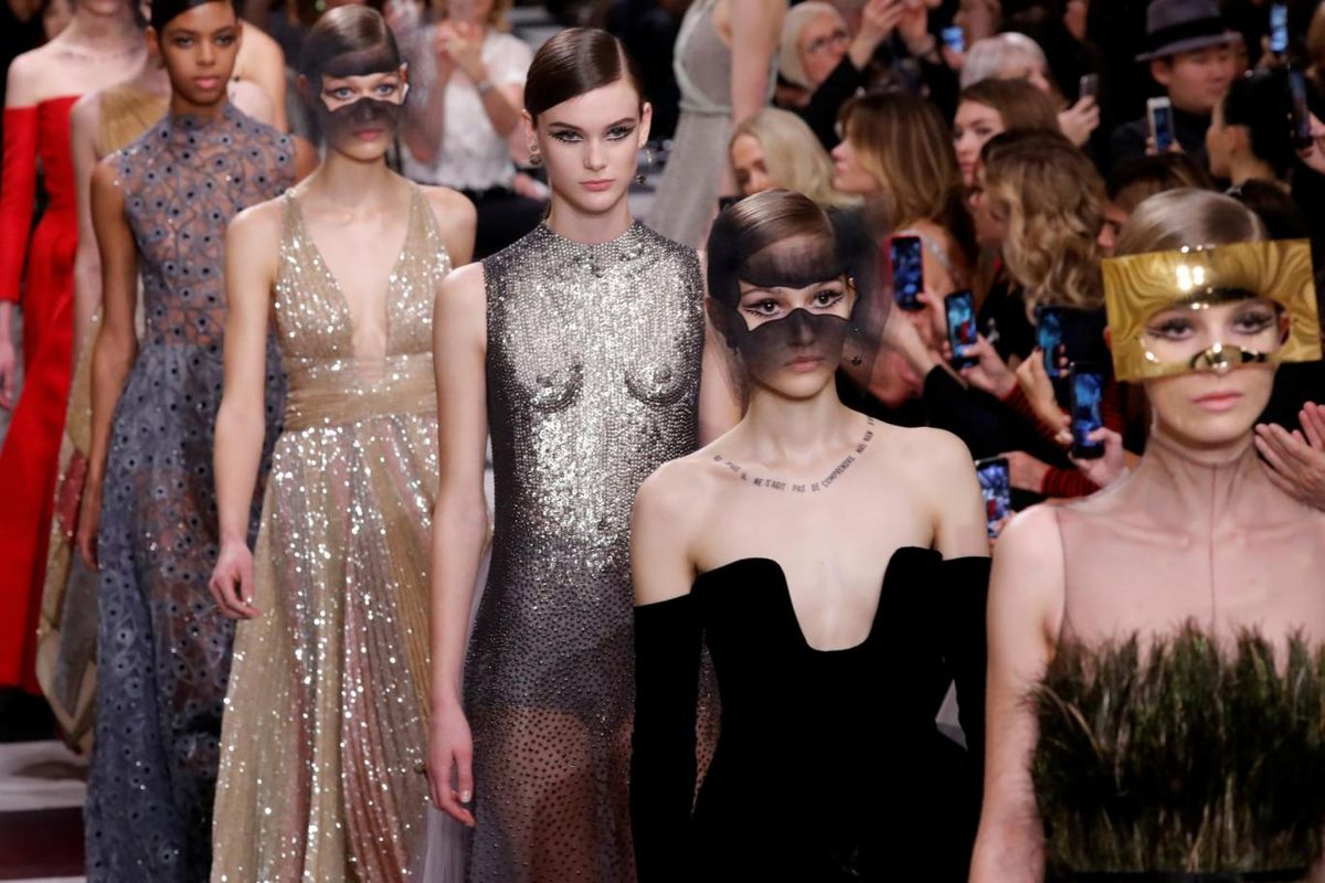 Has High Fashion Been Escaping Reality?