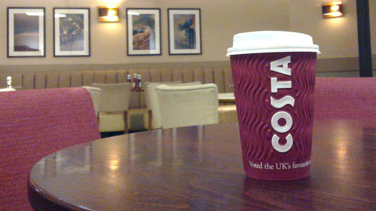 UK's Largest Coffee Chain Pledges to Recycle as Many Cups as It Sells