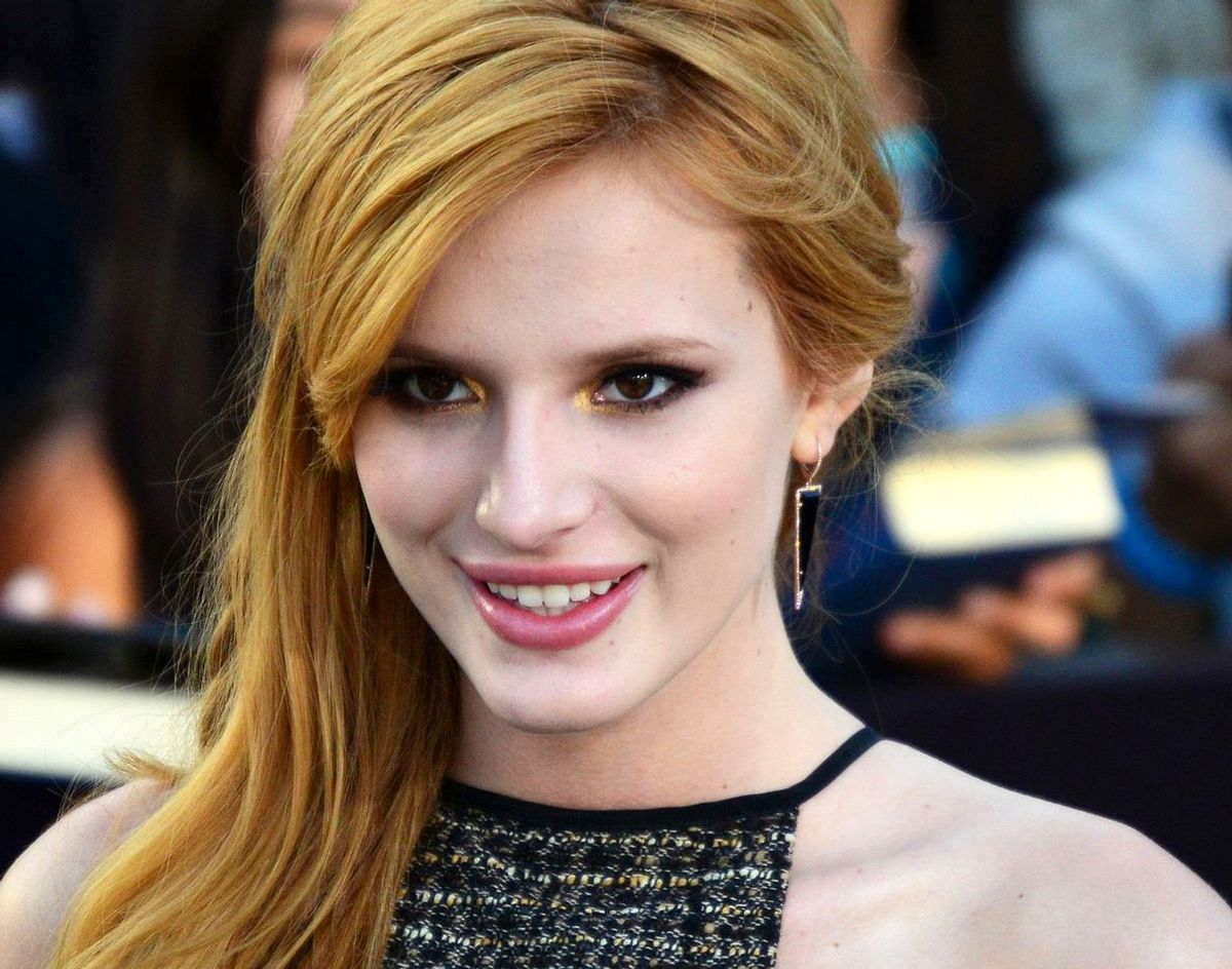 Unlike The Majority Of Millennials, I'm Rooting For Bella Thorne
