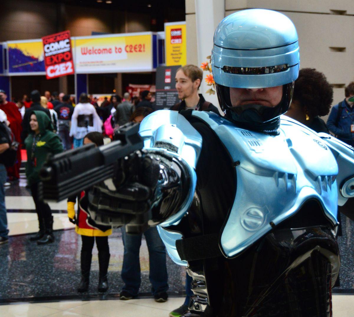Robocop: Desperate Times