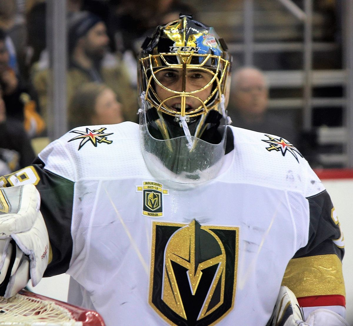 The Vegas Golden Knights Keep Trying to Silence Their Doubters