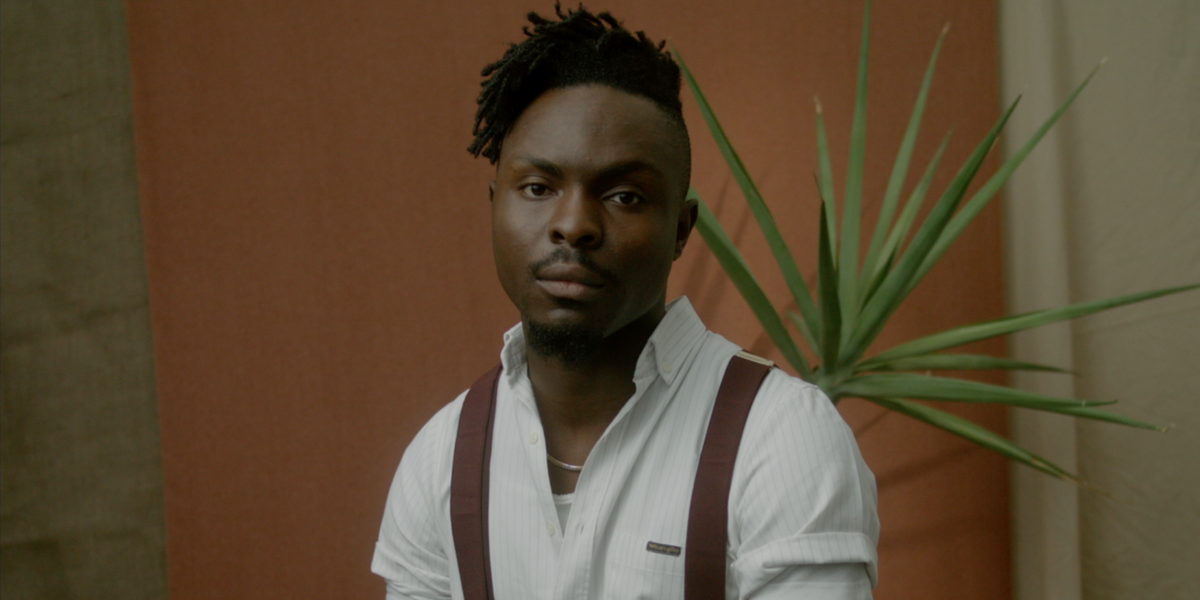 Azekel Celebrates Black Masculinity In His New Film 'Mental Health'