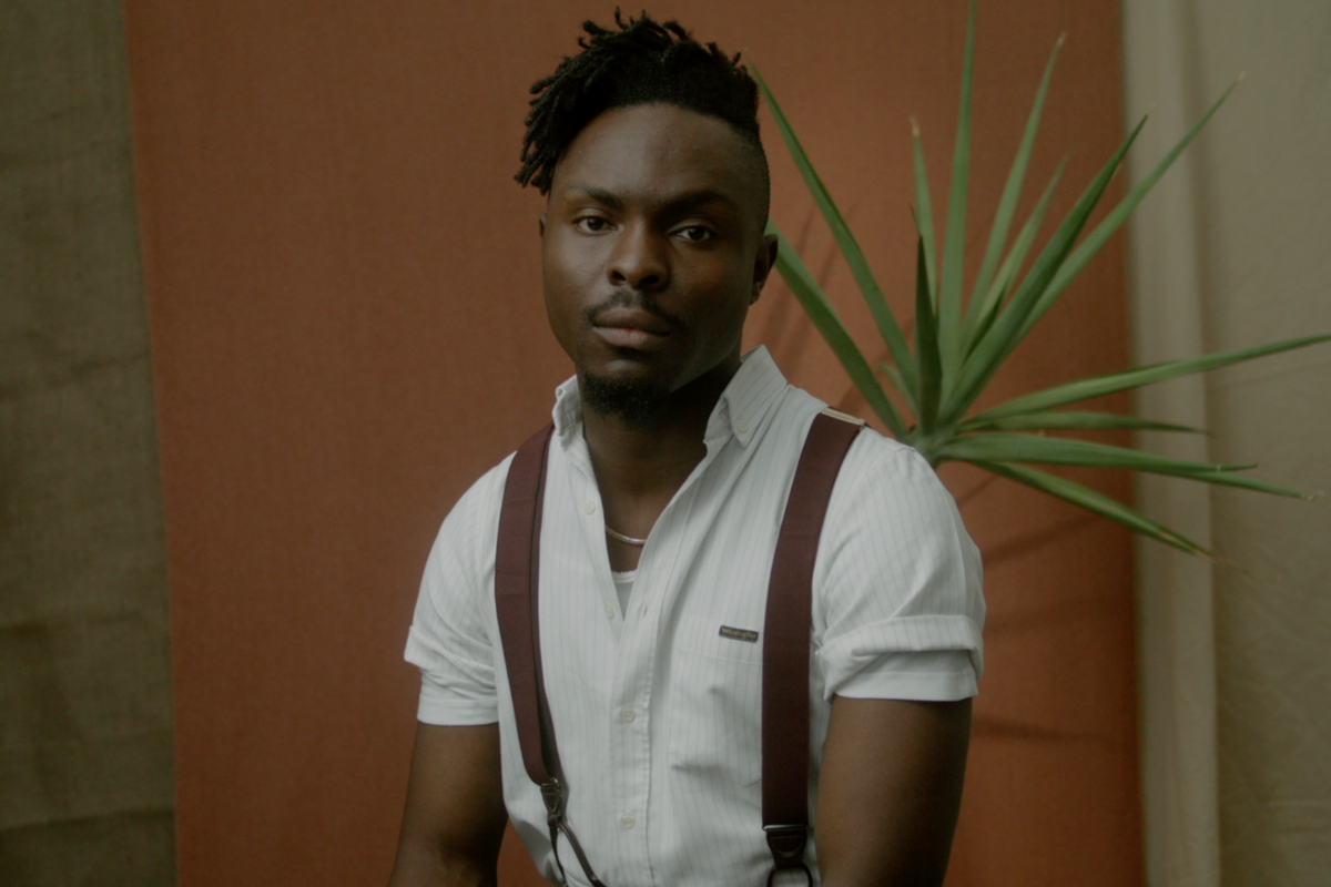 Azekel Celebrates Black Masculinity In His New Film 'Mental Health'