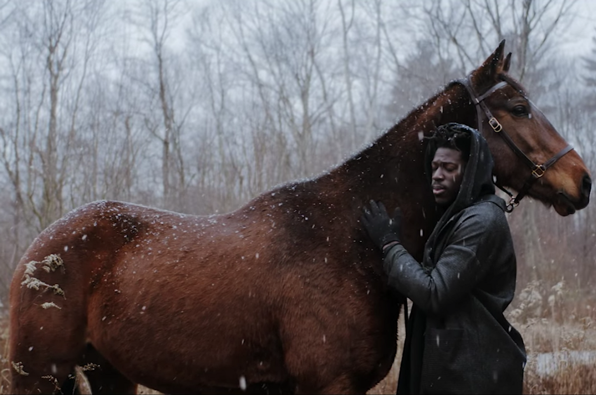 Moses Sumney Releases Music Video For 'Quarrel'