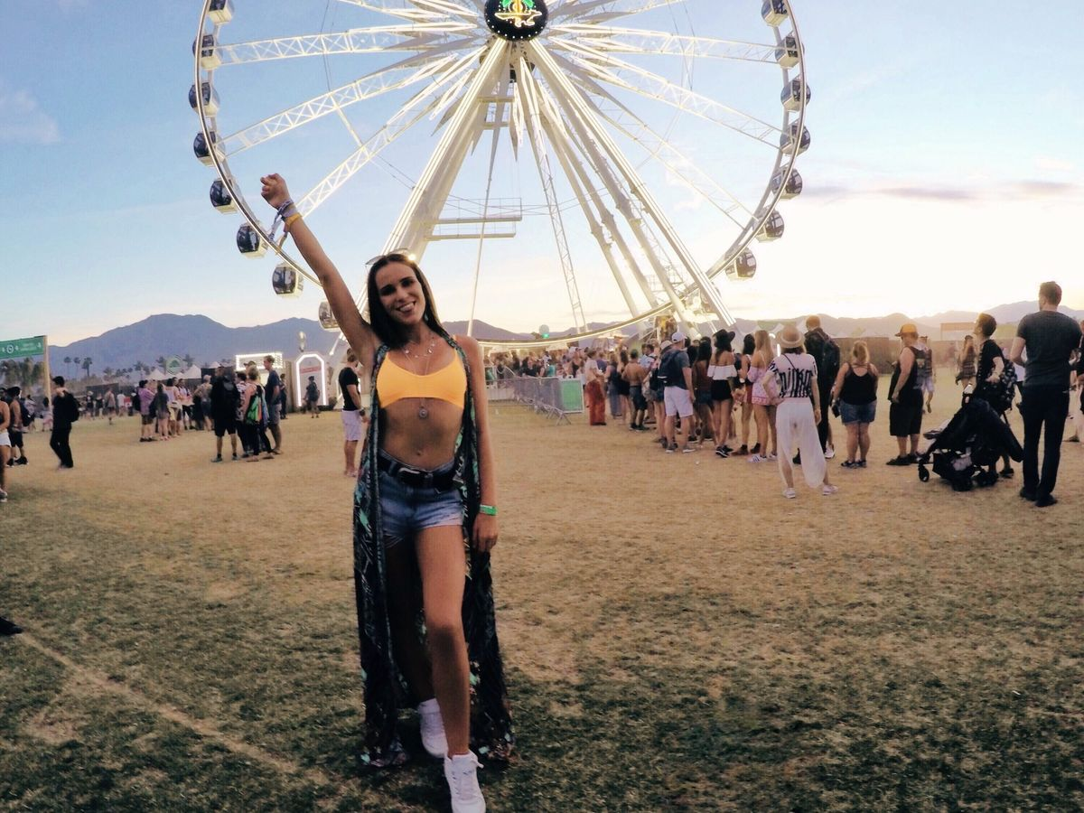 Sorry Not Sorry, My Parents Paid For My Coachella Trip